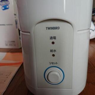 TWINBIRD 未使用加湿器
