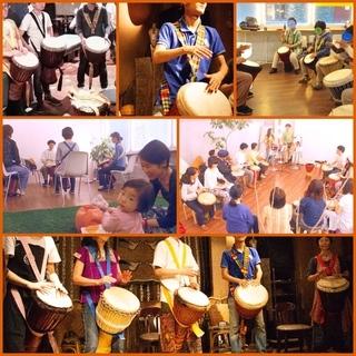 西アフリカの民族楽器 ジャンベ(ジェンベ)をはじめよう! ジャン...
