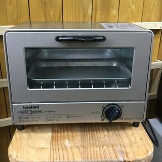 #2473 イワタニ オーブントースター  IH861TM