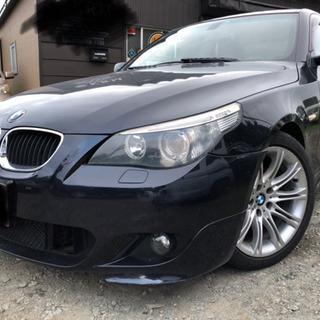 値下げ!BMW 5シリーズMスポーツP 車検有