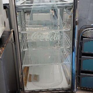 コカ・コーラレトロ冷蔵庫温かくもできます。の画像