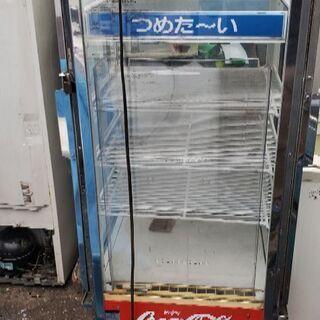コカ・コーラレトロ冷蔵庫温かくもできます。 - 八幡市