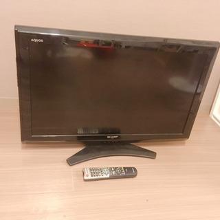 【お取引中】SHARP AQUOS 32型テレビ