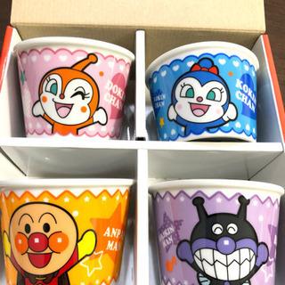 【当選品】アンパンマン アイスカップセット 食器