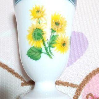 お花のコップセット
