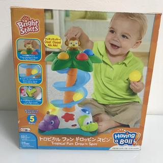 【USED】知育玩具 おもちゃ ボール 転がし トロピカル ファ...