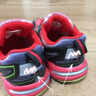戦隊もの 靴 16cm