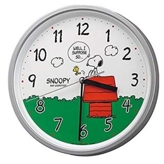 新品 スヌーピー 壁掛け時計