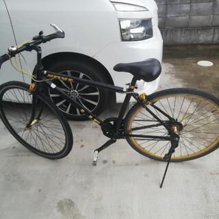 中古クロスバイク(お取引中)
