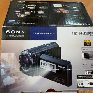限定値下げ SONY フルハイビジョン ビデオカメラ