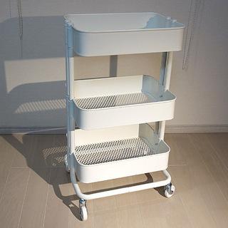 IKEA イケア RASKOG 00271893 キッチンワゴン...