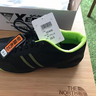 XEBEC 安全靴 未使用 タグ付き 28.0cm