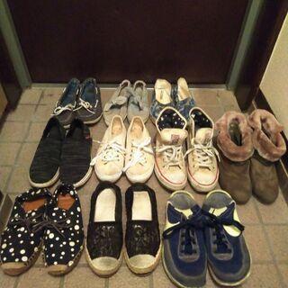 レディース靴10足まとめ売り - 武蔵村山市