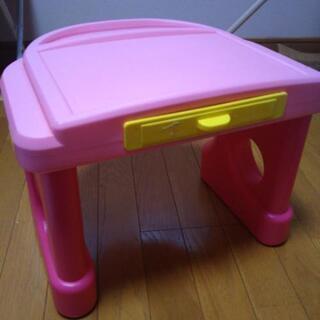 プラスチック 子供机