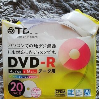 DVD -R  18枚