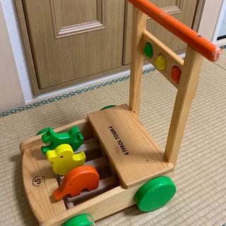 KATOJI 手押し車 対象年齢1歳~3歳