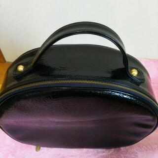 【値下げ】丸型スーツケース トランク