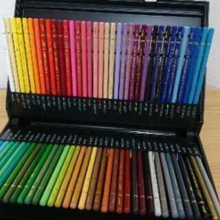 三菱鉛筆 色鉛筆 72色