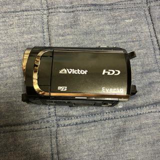 【値下げ交渉可】JVC everioと専用DVDライターセット