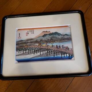 東海道五十三次 京師 三条大橋&もう一個