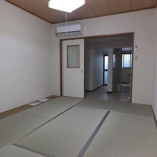 1LDK木造平屋長屋建て大阪市内駅近徒歩約3分賃貸住宅、敷金礼金無し