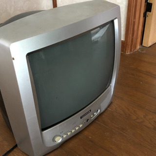ブラウン管テレビ 14型 貰って下さい