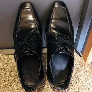 革靴 25.5センチ 洋服の青山