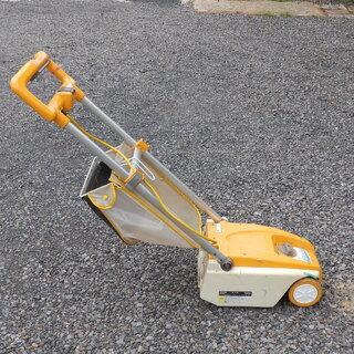 リョービの家庭用電動芝刈り機