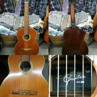 オールドYAMAHAダイナミックギターNo.2