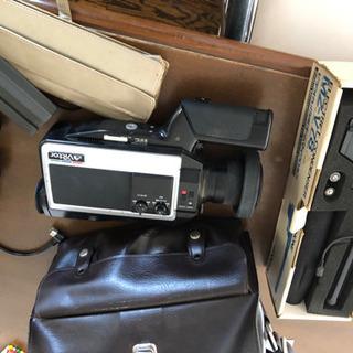 処分★Victorカラービデオカメラセット
