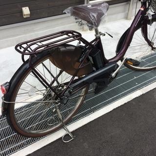 地域限定 ヤマハ パス ナチュラ 新基準 子供乗せ 紫 アシスタ ビビ 神戸市 電動自転車 − 兵庫県