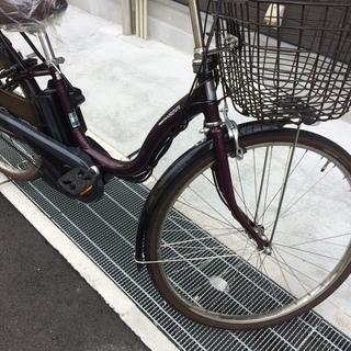 地域限定 ヤマハ パス ナチュラ 新基準 子供乗せ 紫 アシスタ ビビ 神戸市 電動自転車 - 売ります・あげます
