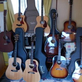 初心者アコースティックギター教えます。初回無料 (練習ギター無料)