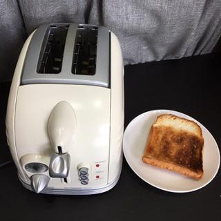 [差し上げます]デロンギ Delonghi トースター