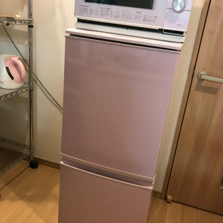 ★急募★【お値下げできます】SHARP シャープ 冷凍冷蔵庫 S...