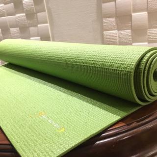 【yoga works】ヨガマット グリーン
