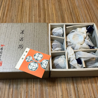 【再値下げ】香蘭社 茶器セット 新品未使用