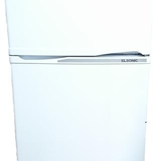 [安心の6ヶ月保証] 2014年製 88L 激安2ドア冷蔵庫  ...