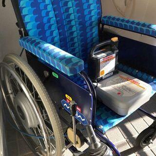 電動車椅子のレンタル 2 (短期・札幌市内限定)