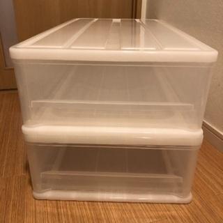 ニトリ★収納ケース2個セット