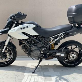 Ducati ハイパーモタード796 hypermotard796
