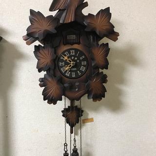 シチズン 機械式カッコー時計