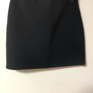 黒 ブラック ミニスカ Sサイズ