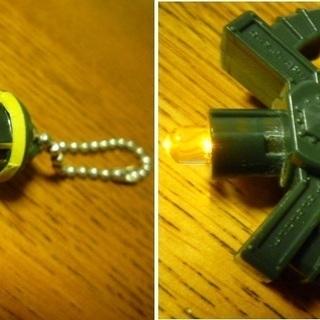 【無料】ソード型ライト(1個のみ) ※電池が少ない