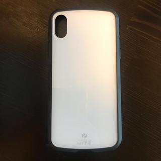 iPhone x ケース TOUGH SLIM LITE