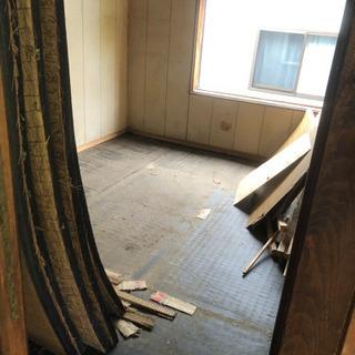 木材、建築廃材、建築資材、サッシ 、ドア、サイディング(数名限定)