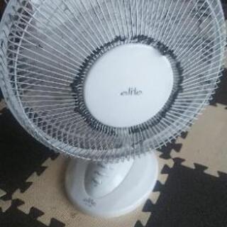 小さめ扇風機