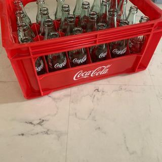 コカコーラケース  空き瓶