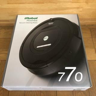 お掃除 ロボット ルンバ iRobot Roomba 770