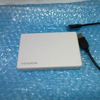 ポータブルハードディスク 500GB 使用時間約15時間